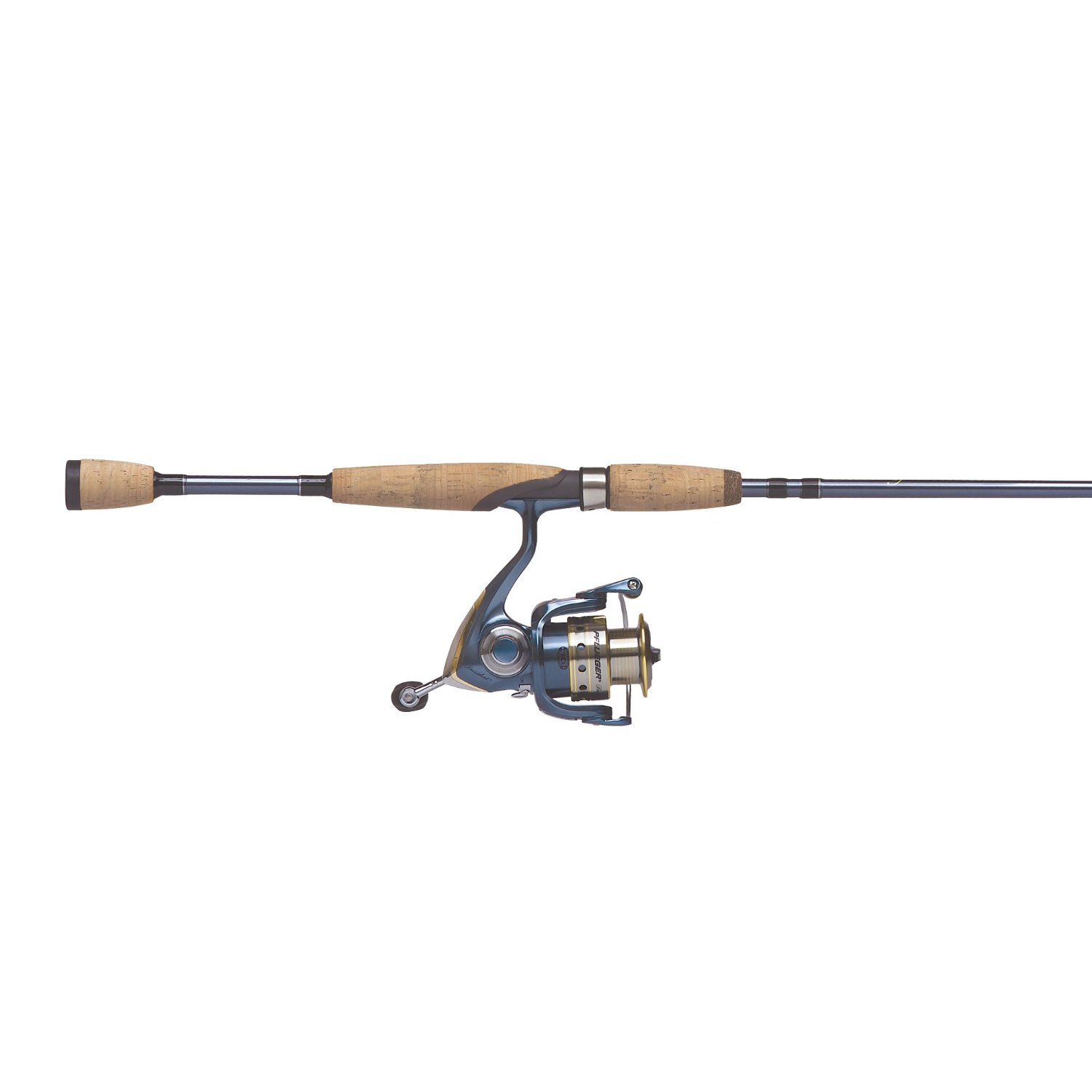 Pflueger president spinning reel and rod combo for Fishing combo sale