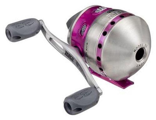 Zebco 33 purple authentic spincast reel for Purple fishing reel
