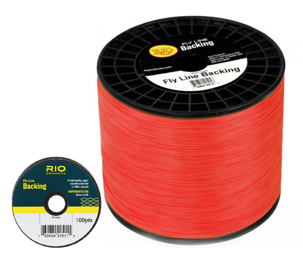 Rio fly line backing dacron for Fly fishing backing