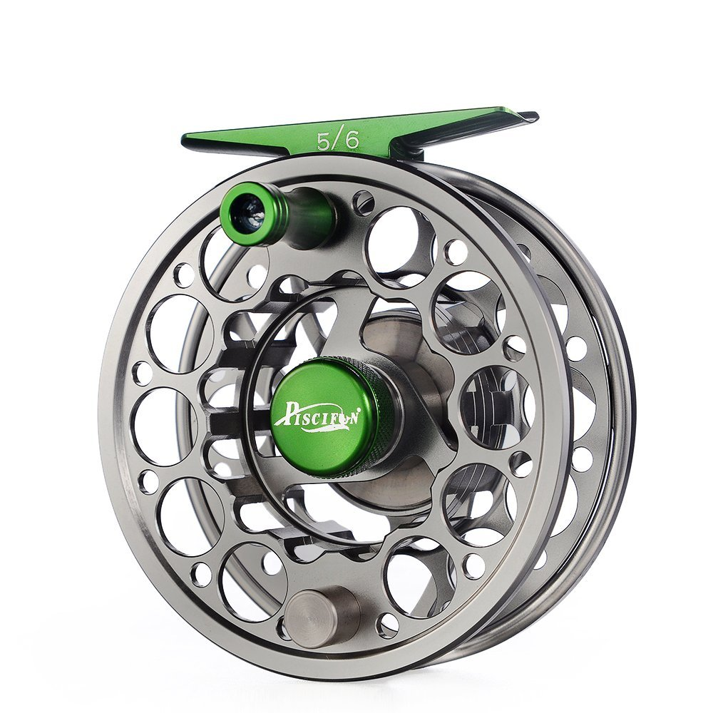 Piscifun fly fishing reel fishingnew for Fly fishing reel reviews