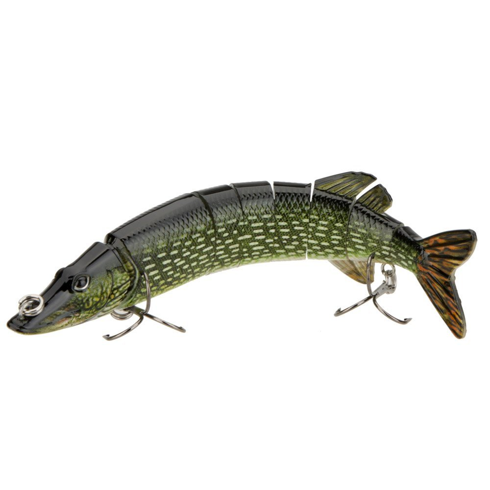 Muskie fishing lure swimbait fishingnew for Spinner fishing lures