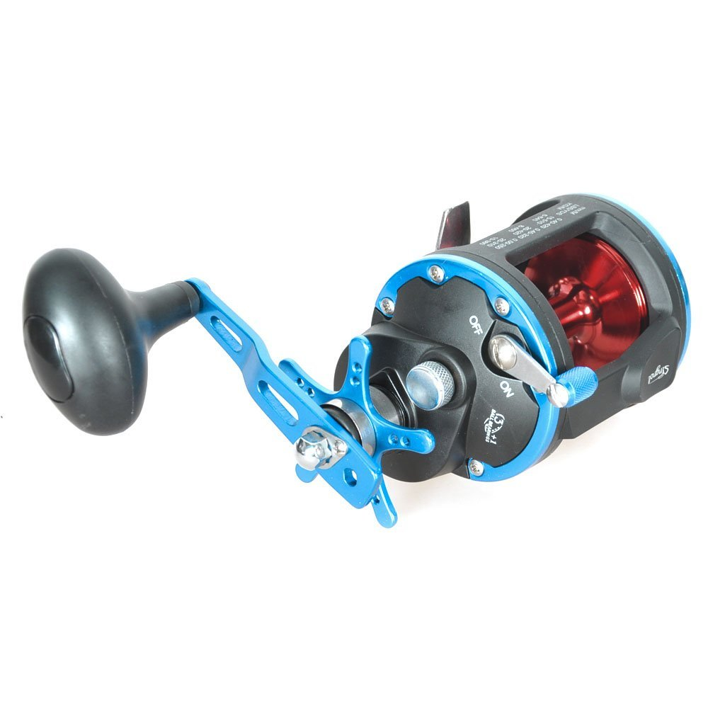 Piscifun High Speed Conventional Levelwind Trolling Reels ...