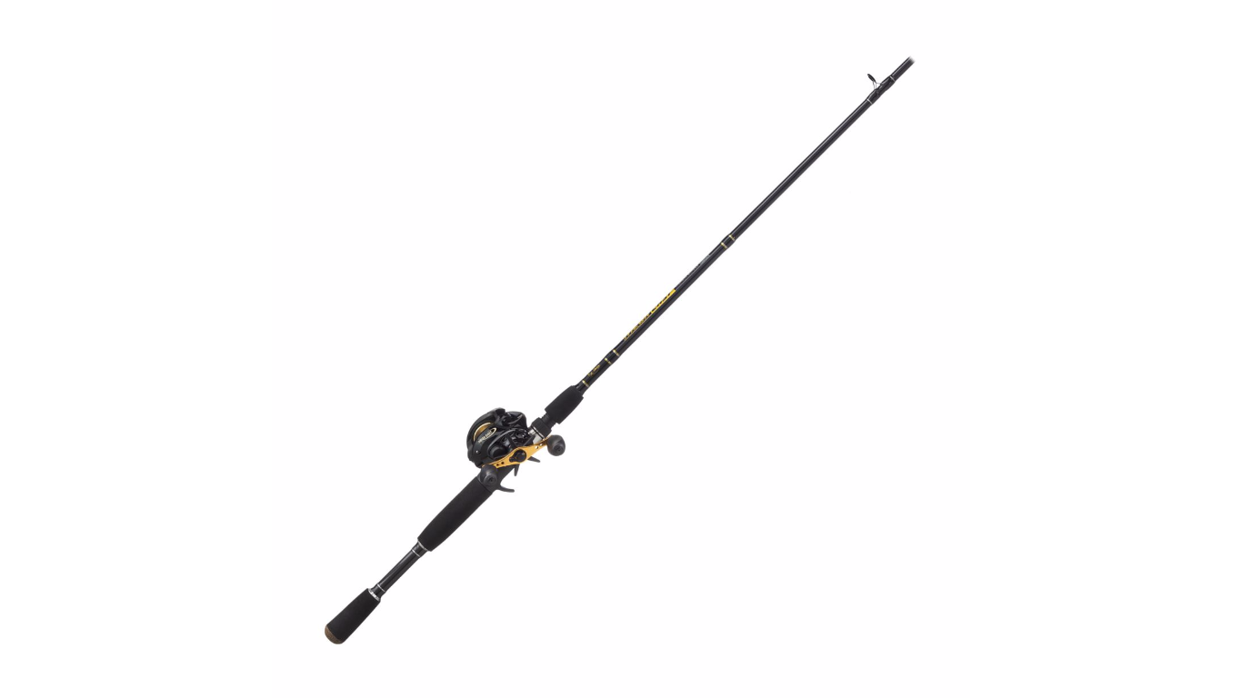 Megacast rod and reel baitcast combo fishingnew for Bass pro fishing poles