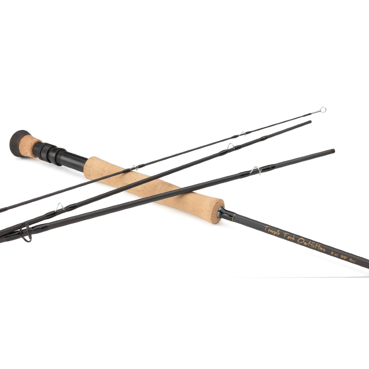 Tfo temple fork lefty kreh professional series ii graphite for Trout fishing pole